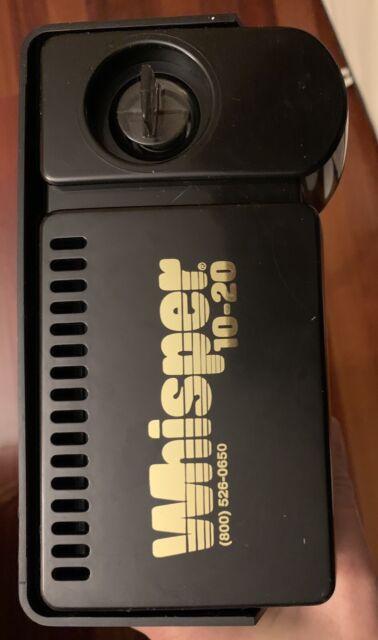 Tetra Whisper Power Filter EX20 10-20 Gallon