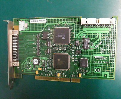 ONE NI PCI-DIO-32HS data acquisition card