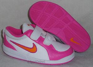 Größe Zu Pink 21 4 Iv Kinderschuhe Weiß Neu Details Klett Klettschuhe Nike Schuhe Pico CdxoerWB