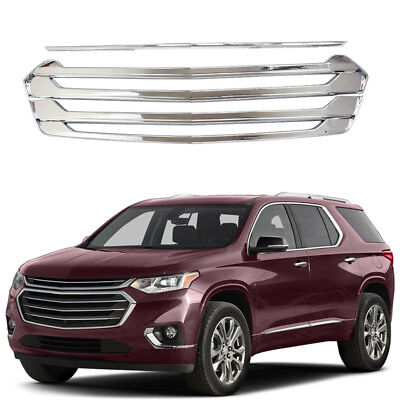 Gloss Black Grille Overlay for 2017-2018 CADILLAC XT5
