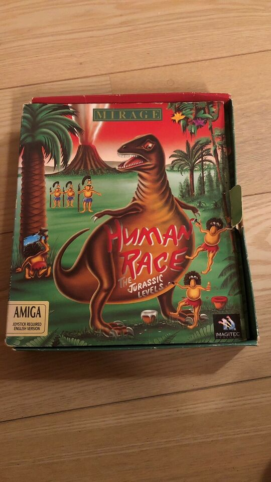Human Race, Amiga spil