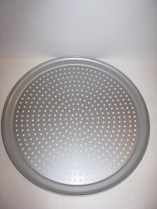 Usa Pans 14 Inch Vented Pizza Baking Pan New 2nds Ebay