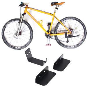 Bike-Wall-Mounted-Hanger-Bicycle-Rack-Pedal-Hook-Display-Storage-Brackets-Set-YK