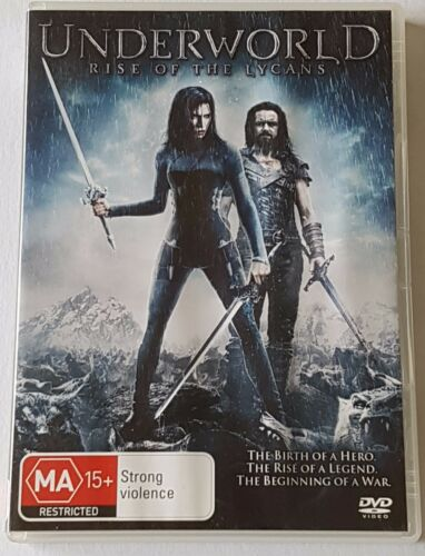 1 of 1 - Underworld - Rise Of The Lycans DVD (#DVD01074)