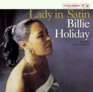 Holiday-Billie-Lady-in-Satin-Nuovo-CD