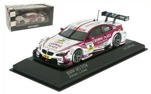 Minichamps-BMW-M3-DTM-E92-039-RMG-Reinhold-039-DTM-2013-Andy-Priaulx-1-43-Scale