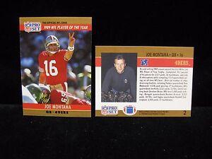 1990-1ct-ERROR-Joe-Montana-49ers-Pro-Set-2