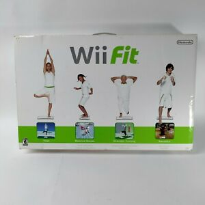 Wii Fit (Wii, 2008) Brand New Open Box
