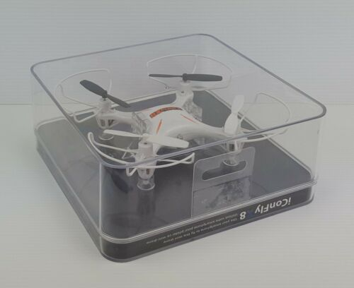 iConFly X8 DRONE IOS ANDROID SMARTPHONE ICONFLYX8 - WD0645i NUOVO FACTORY SEALED