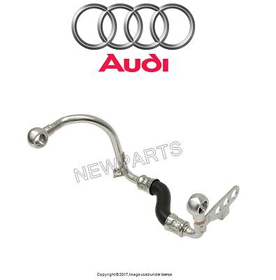 Genuine VW Audi 06D121497A Feed Line Turbo Cooling Hose