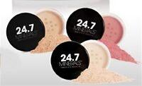 24.7 Minerals Anti-aging Immediate Results Loose Powder Foundation Gaba Medium