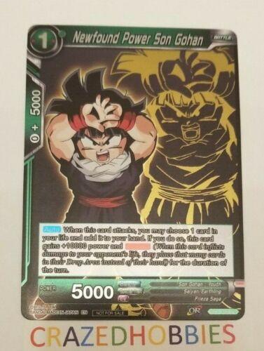 Dragon Ball Super Card Game Event Pack 3 Newfound Power Son Gohan BT4-048 M//NM!