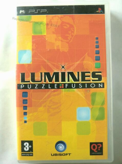 43361 Lumines-Sony PSP (2005) Hagel 00043