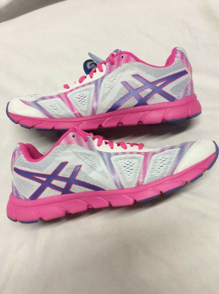 Asics GEL Women's Athletic Shoes White/ Pink, Comfortable Wild casual shoes