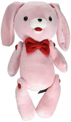 "*NEW* Gravitation Kumagoro Pink Bunny Rabbit 14/"" Plush by Toyvault"