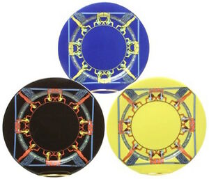 GIZEH-BOPLA-Porzellan-NEUE-WELT-21cm-Kuchenteller-Dessertteller-Salatteller