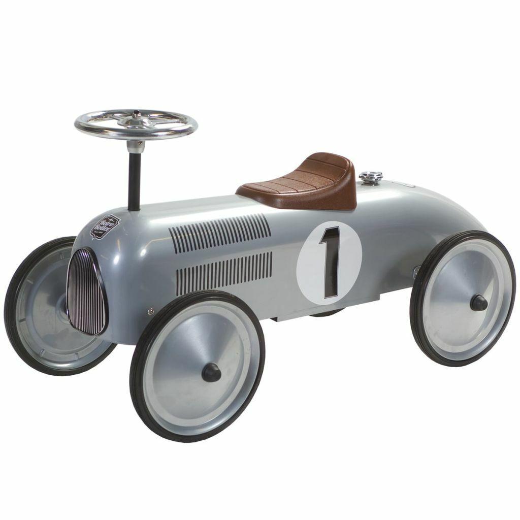 Retro Roller Kinderauto Rennwagen Bobbycar Sportwagen Rutscher Kinderfahrzeug