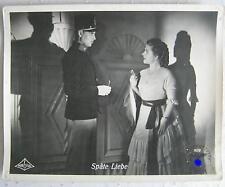 Aushangfoto / lobby card  Späte Liebe    1943    Fred Liewehr, Paula Wessely