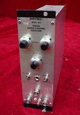 Ortec Egampg 420 Timing Single Channel Analyzer Nim Bin Plug In Module