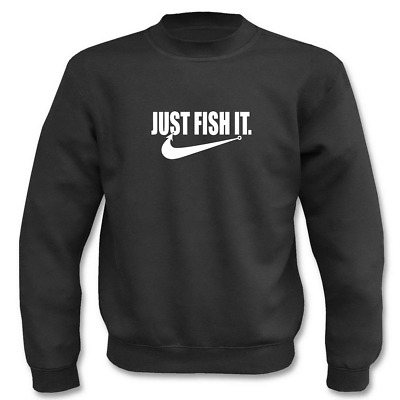 Herren T-Shirt Just fish it fishing I Sprüche I Fun I Lustig bis 5XL
