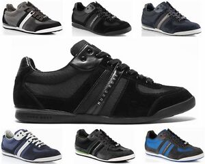Mens Akeen Trainers HUGO BOSS 2GCtUjhe