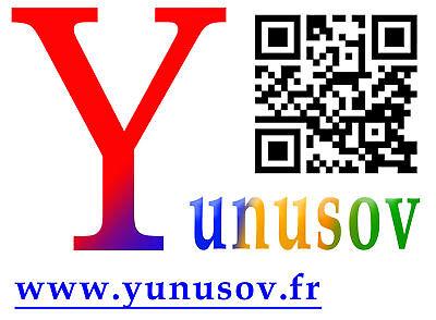 YUNUSOV boutique