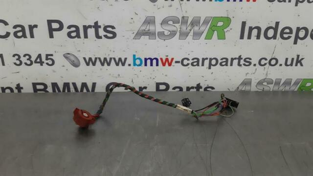 BMW E34 5 SERIES Ignition Switch / Black cap 61321384843