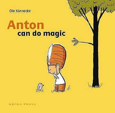 Ole Könnecke, Anton can do magic, Very Good Book