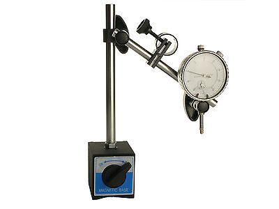 Reloj Comparador con Soporte magnetico