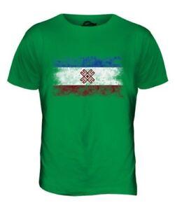 El shirt Hommes Maillot Vêtement Cadeau Haut Football Drapeau Pour T Délavé Mari 10F4dxq1