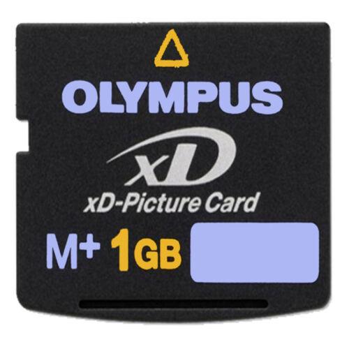 Xd Picture Speicherkarte für Olympus Kameras Olympus 1GB//2GB Typ M M