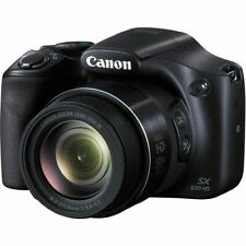Canon PowerShot Sx530 HS 16.0 MP Digital Camera With 50x Zoom Wi-fi & 10...