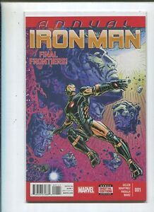 Ironman-1-ANNUAL-Final-Frontiers-Gillen-Marz-Padilla-New-Near-Mint-MD2