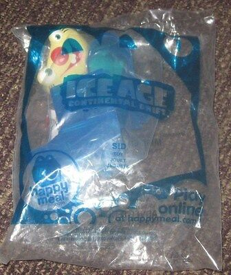 2012 Ice Age Continental Drift Mcdonalds Happy Meal Toy Sid 1 Ebay