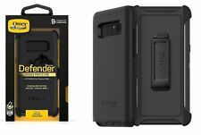OTTERBOX Defender Case for Samsung Galaxy Note 8 With Belt Clip Holster Black