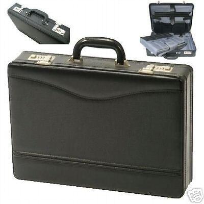 NEU Aktenkoffer   Attachekoffer mit Laptop-Tasche 116 | Hochwertig  | Passend In Der Farbe  | Elegante Form