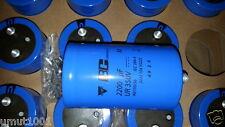 1pc NEW 2200UF 350V BC PHILIPS 104 PHL 65x105mm HIGH RIPPLE CAP FOR TUBE AUDIO!!