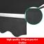 thumbnail 5 - New OUTDOOR FOLDING RETRACTABLE ARM AWNING Grey Sunshade Canopy Shade Patio 4X3M