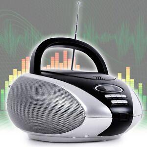 toplader cd player tragbar radio anlage lautsprecher. Black Bedroom Furniture Sets. Home Design Ideas