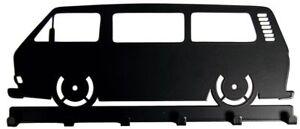 Schluesselbrett-VW-T3-Multivan-Schluesselbord-Volkswagen-Transporter-Bus-schwarz