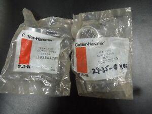 NEW  CUTLER-HAMMER 10250TC8 Green Glass Pilot Light Lens Cap