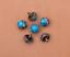 10X-10mm-Antique-Flower-Turquoise-Conchos-Leather-Crafts-Bag-Wallet-Decoration miniature 81