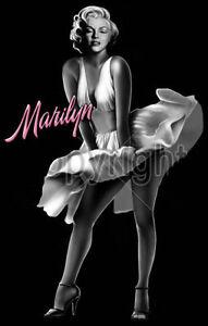 White plus size marilyn dress