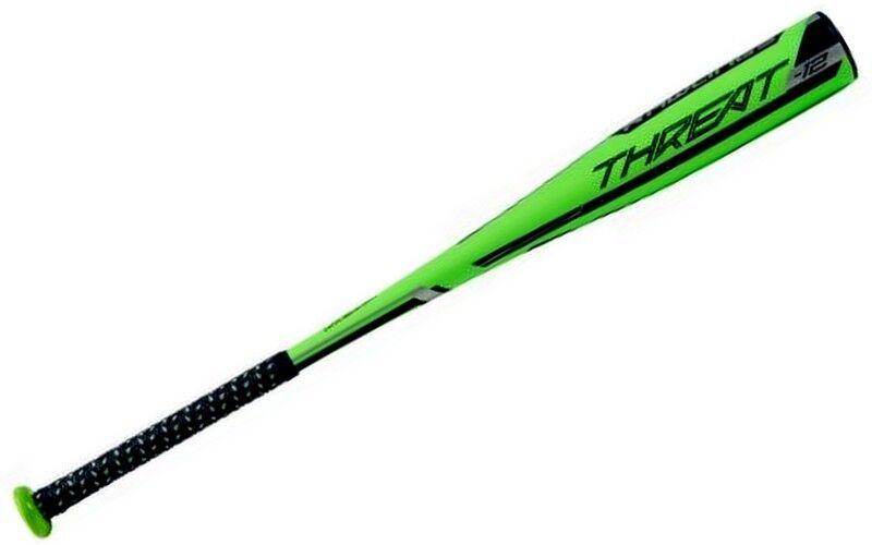 Rawlings US9T12 29 17 Threat USA 2 5 8 Minus 12 Big Barrel USA Baseball Bat