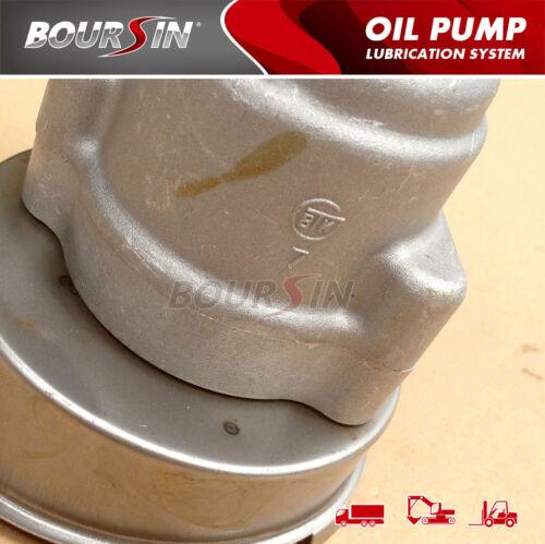 NEW Oil Pump For Isuzu KT26 TLD56 NKR57 NPR57 NKR-57 NPR-57 4BC2-A 82-87