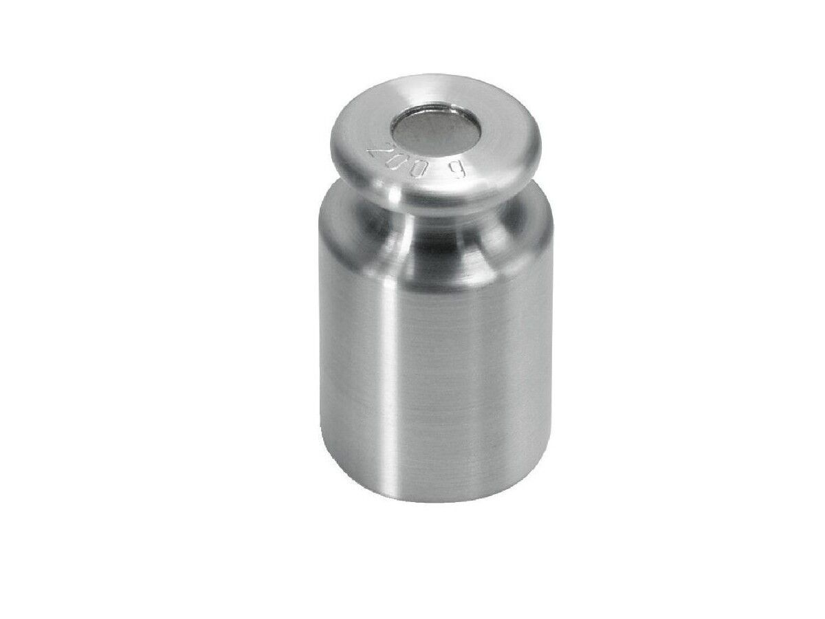 Peso di  Prova Fgkl. M1 1 kg Acciaio Inox Tornitura Precisione Kern 347-11  100% autentico