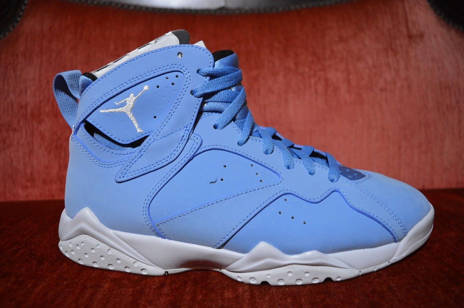 Nike Air Jordan 7 Retro VII Pantone University Blue 304775-400 Men size 8 Seasonal clearance sale