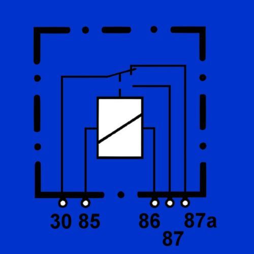 für John Deere u 20A Arbeitsstrom  Relais Magnetschalter 12V andere