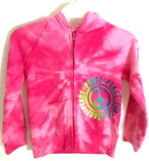 BNWT Girls LA Gear Long Sleeved Hooded Top 5-6 Yrs Clothes Kids Childrens
