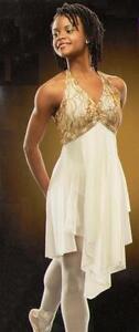 Twilight Dance Costume Lyrical Ballerina Ballet Dress Clearance Child X-Small